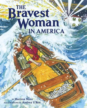 bravest woman in america