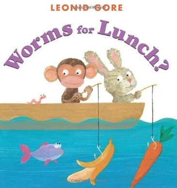 worms for lunch