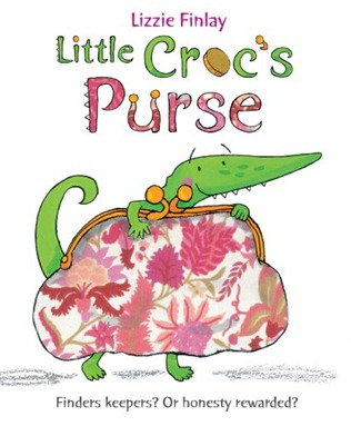 little crocs purse