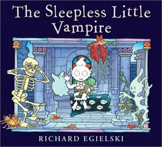sleepless little vampire
