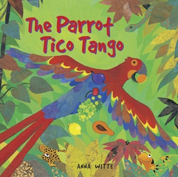 parrot tico tango