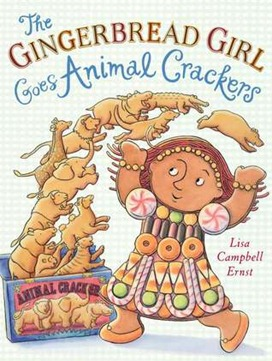 gingerbread girl goes animal crackers