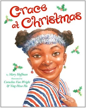 At christmas by mary hoffman illustrated by cornelius van wright