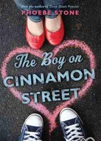 boy on cinnamon street