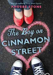boy on cinnamon street