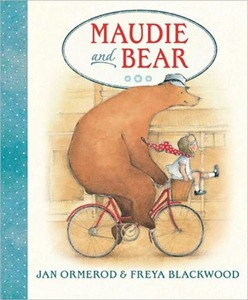 maudie and bear