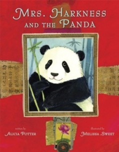 mrs harkness and the panda