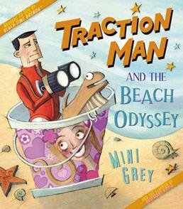 traction man beach