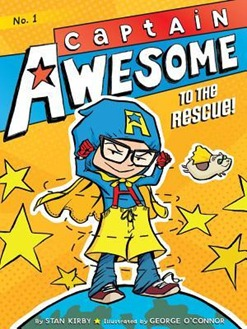 captain awesome to the rescue