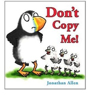 dont copy me