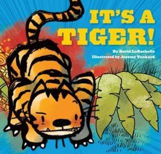 its a tiger