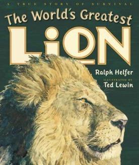 worlds greatest lion