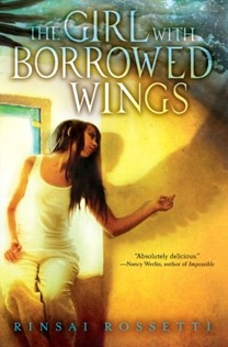 girl with borrowed wings