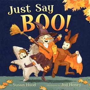 just say boo