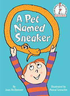 pet named sneaker