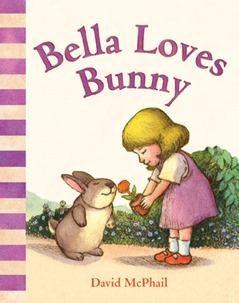 bella loves bunny