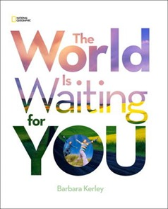world is waiting for you