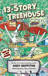 13 story treehouse