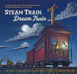 steam train dream train