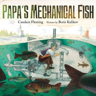 papas mechanical fish