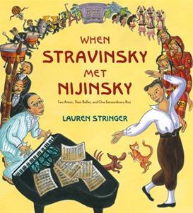 when stravinsky met nijinsky