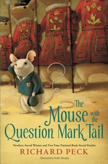 mouse with the question mark tail