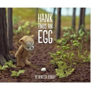 hank finds an egg