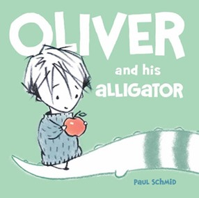 oliver and his alligator