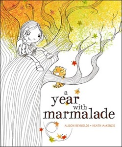 year with marmalade