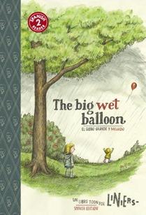 big wet balloon