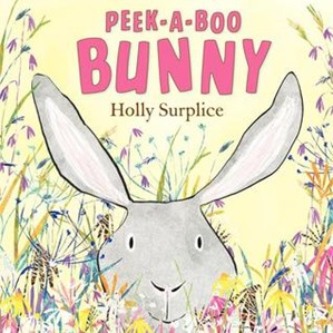 peek a book bunny