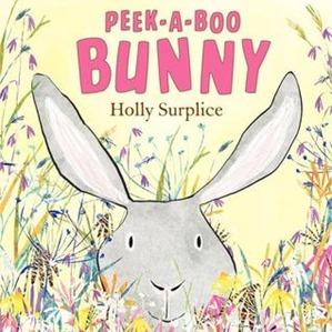 peek a book bunny