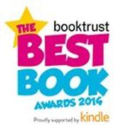 booktrust award logo