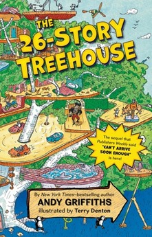 26 story treehouse