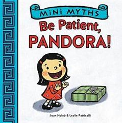 be patient pandora