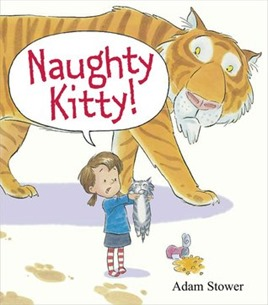 naughty kitty