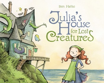 julias house for lost creatures