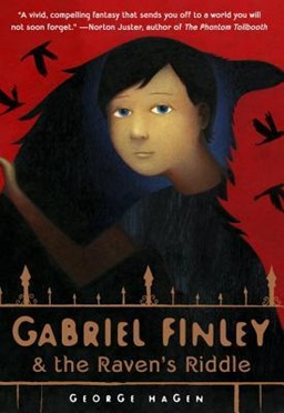 gabriel finley and the ravens riddle