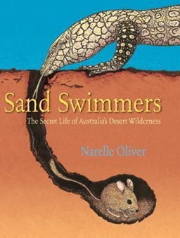 sand swimmers