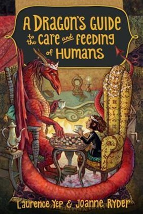 dragons guide to the care and feeding of humans