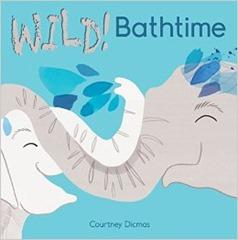 wild bathtime