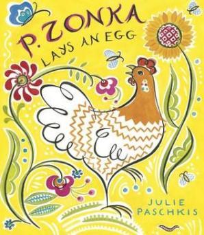p zonka lays an egg