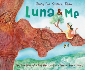 Luna and Me by Jenny Sue Kostecki Shaw