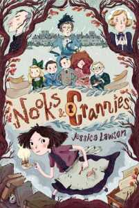 Nooks and Crannies by Jessica Lawson