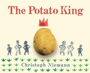 Potato King by Christoph Niemann