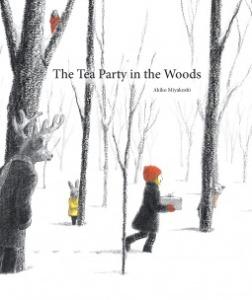 Tea Party in the Woods by Akiko Miyakoshi