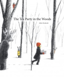 Tea Party in the Woods by Akiko Miyakoshi