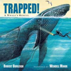 Trapped by Robert Burleigh