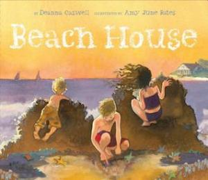 Beach House by Deanna Caswell