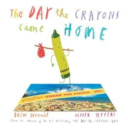 Day the Crayons Came Home by Drew Daywalt